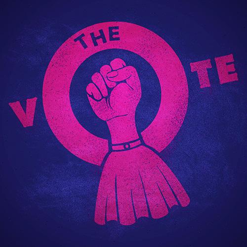 GV The Vote visual