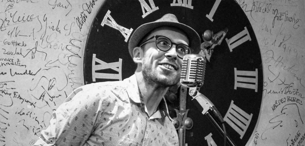 Stand Up, Salmovská literární kavárna, 10. 2. 2020
