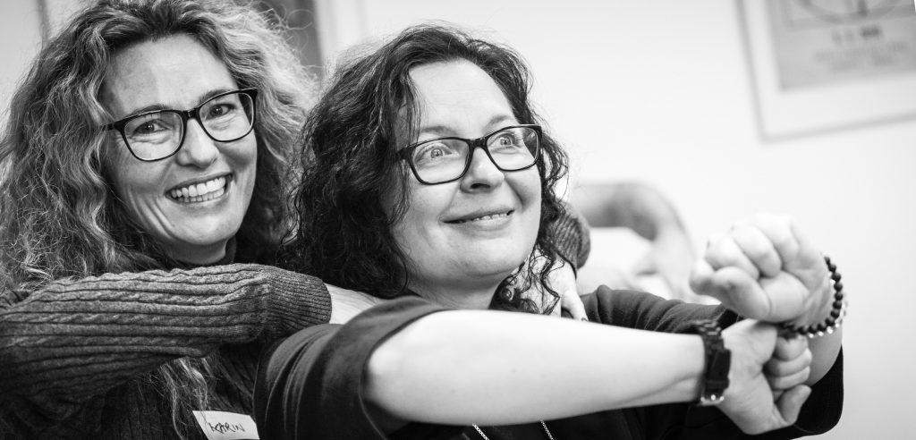 GV workshop at English Books, Beroun 2019