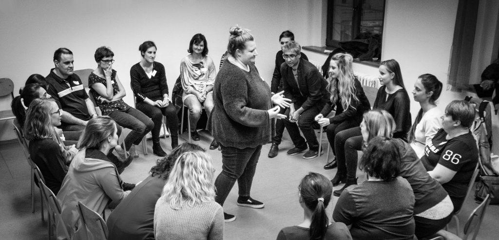 GV workshop at English Books - Beroun 2019